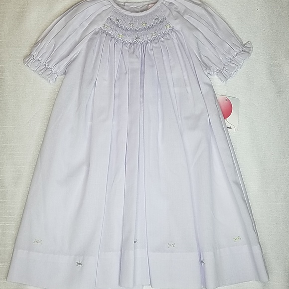 Petit Ami Other - Smocked dress